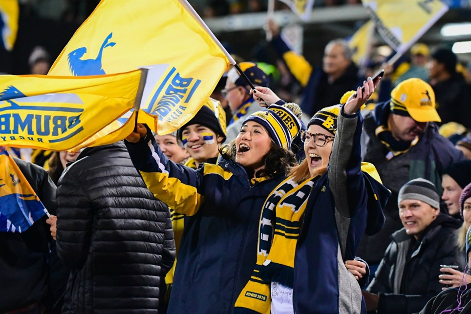 Brumbies Supporter Tour – New Zealand 20-22 March 2020