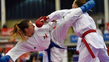 Female karate