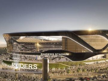 LV RAIDERS STADIUM
